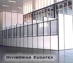 Divisórias em Eucatex Fotos e Valor no Sítio do Mandaqui - Divisórias em Eucatex