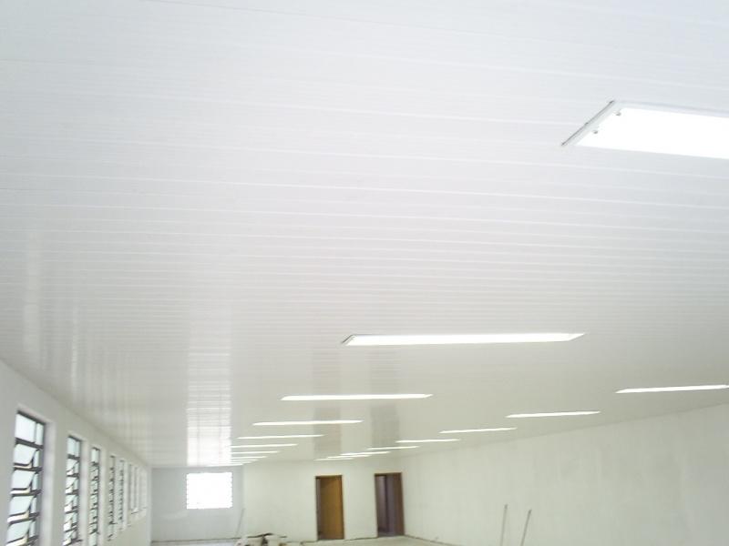 Empresa de Forro de Pvc para Banheiro Capão Redondo - Forro de Pvc Banheiro