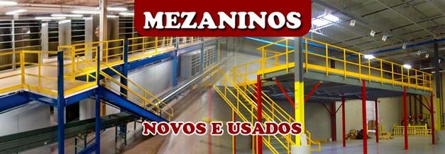 Multi Divisórias - Mezanino para Loja