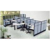 Divisórias acústica para escritório no Aricanduva