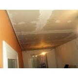 forro de gesso acústico para apartamento preço em Higienópolis