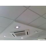 forro de isopor tipo colmeia na Cidade Dutra