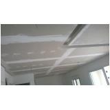 instalação de forro de gesso com moldura na Ipiranga