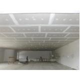 instalação de forro de gesso decorado para sala em Interlagos