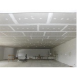 instalação de forro de gesso drywall na Santa Cecília